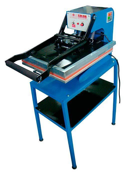 Máquinas para serigrafia
