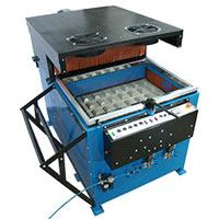 Vacuum Forming 60 x 80 cm Semiautomática/pneumática