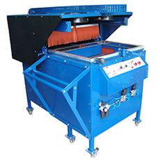 Vacuum Forming 60 X 80 Cm Semiautomática / Pneumática (com Forno Pneumático e Mesa Pneumática)