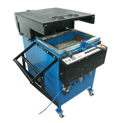 Vacuum Forming 40 X 60 Cm Semiautomático/pneumático (com Forno Pneumático e Mesa Pneumática)