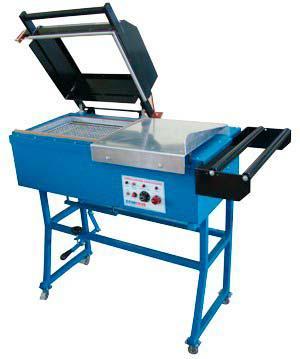 Máquina de embalar encolhimento conjugado