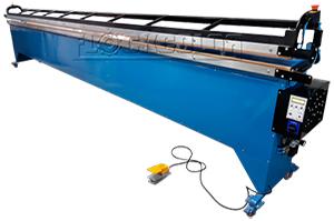 Solda Banner Pneumática com 6 metros de comprimento